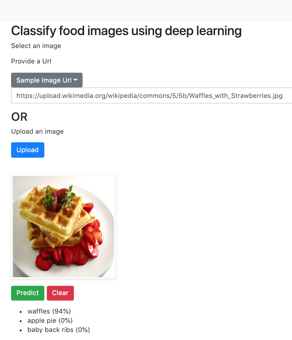 Deploying Deep Learning Models On Web And Mobile
